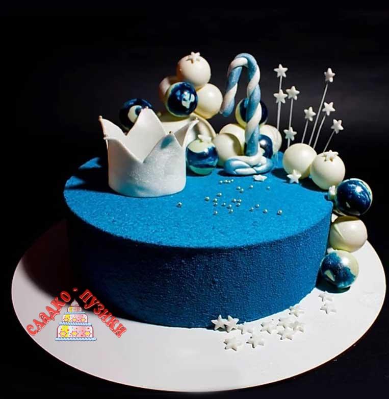 Детский торт царь