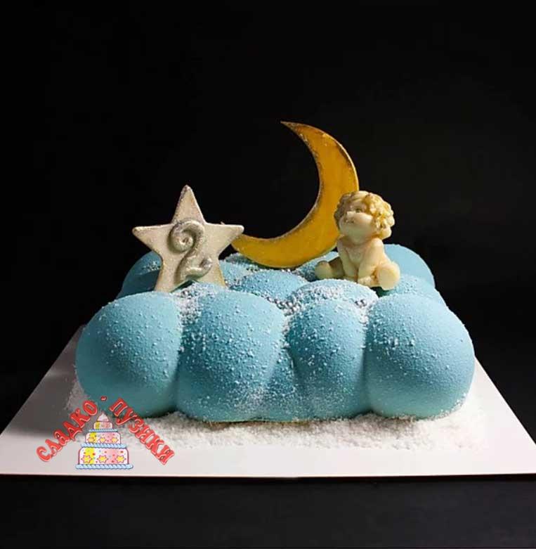 Детский торт ночь