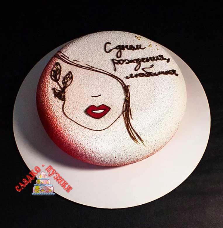 Торт для нее