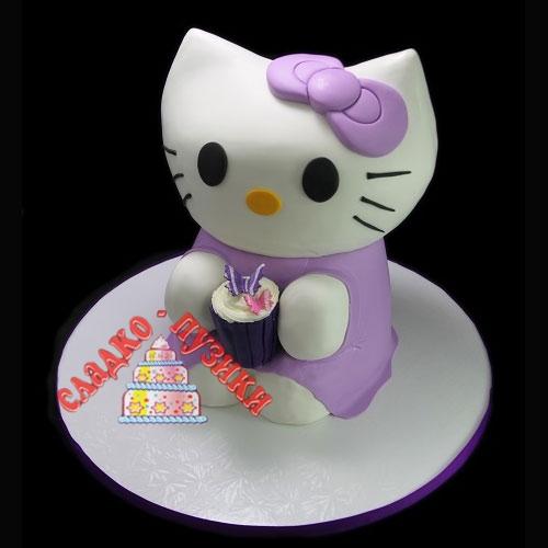 Торт для девочки Helokiti