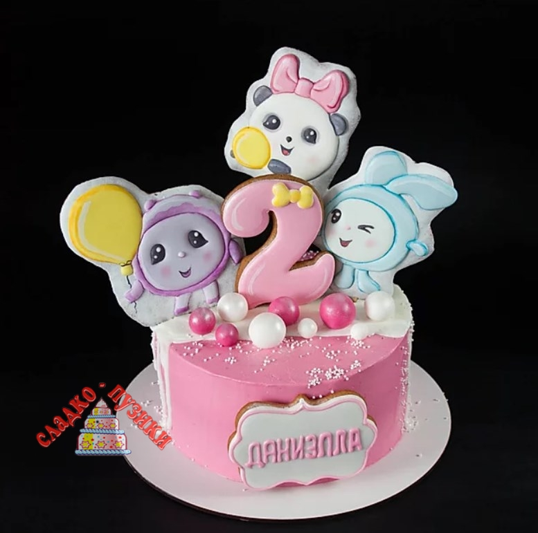 Детский торт ласунка