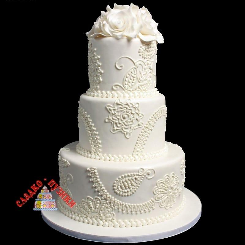 Свадебный торт Royal